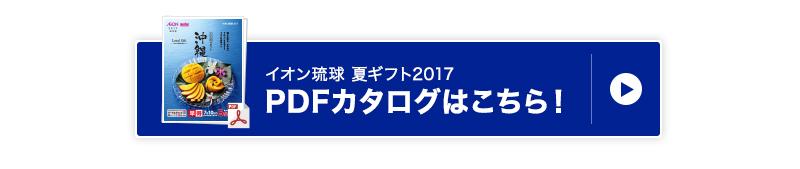 イオン琉球 夏ギフト2017 PDFカタログはこちら!