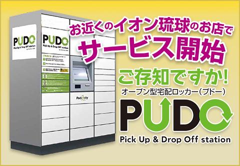 オープン型ロッカーPUDO サービス開始!