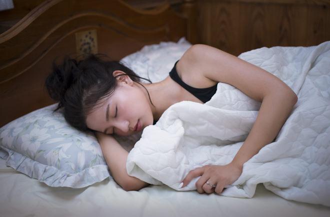 夜活して就寝