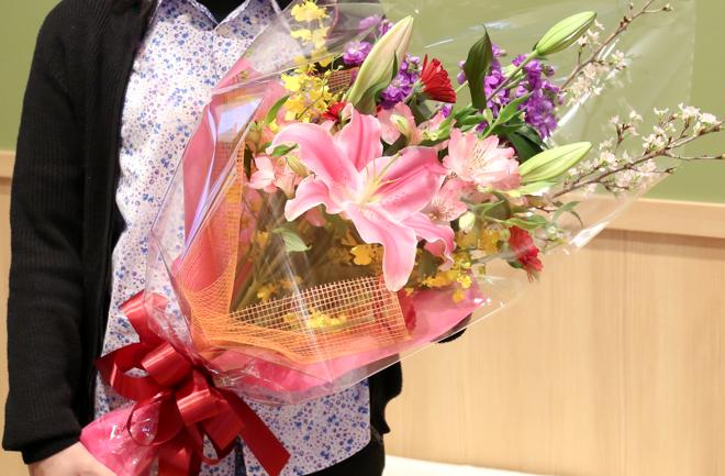 ルポゼの花束