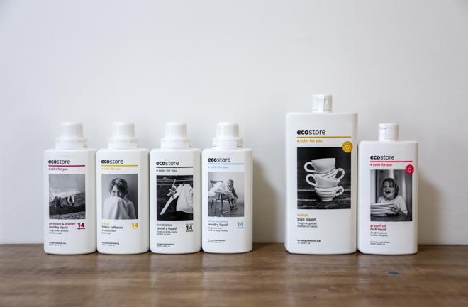 環境と人に配慮した洗剤