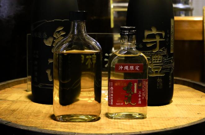 原酒と比較