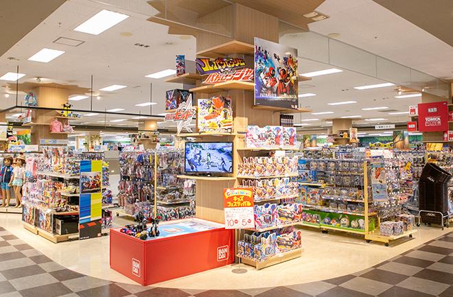 おもちゃ売り場