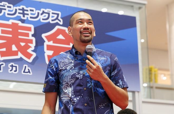 古川孝敏選手