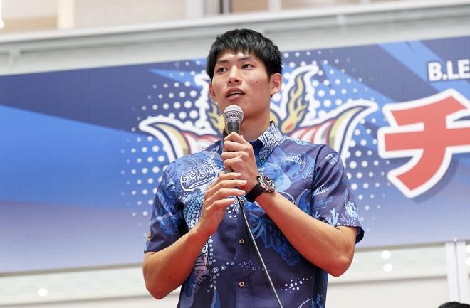 須田侑太郎選手