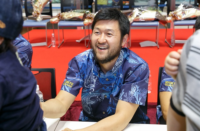橋本竜馬選手