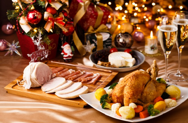 クリスマス定番料理