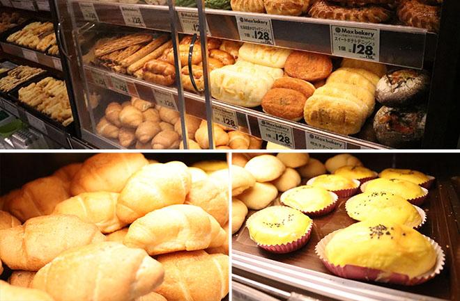 季節ごとに登場する旬の素材を使ったパン