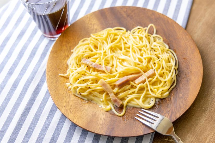 5種のチーズカルボナーラ